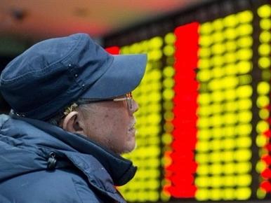 Chứng khoán Trung Quốc xuống thấp nhất 15 tháng