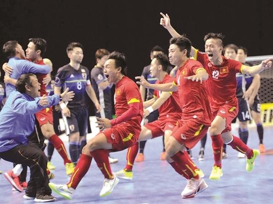 Futsal đến World Cup: Chỉ là hiện tượng