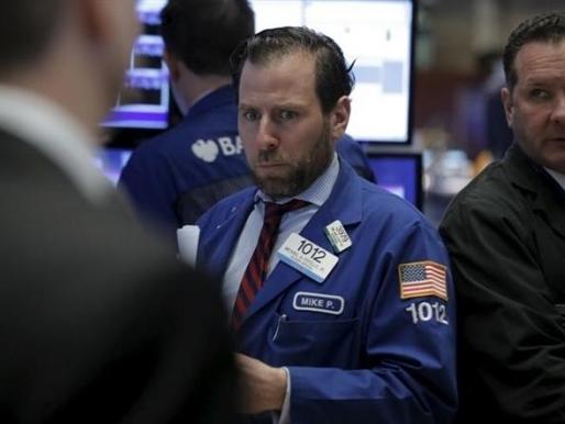 Phố Wall tăng điểm nhờ cổ phiếu năng lượng, ngân hàng