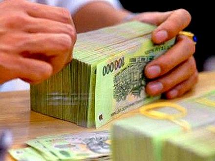 Bội chi ngân sách 25 nghìn tỷ đồng sau 2 tháng