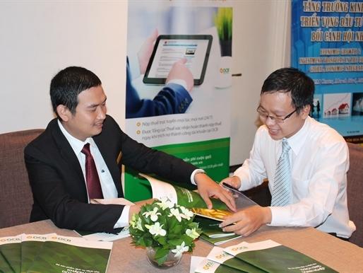OCB kết nói doanh nghiệp, đồng hành cùng hội thảo về kịch bản kinh tế Việt Nam 2016