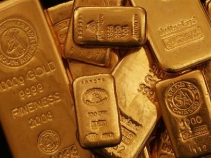 Giá vàng rơi khỏi đỉnh 13 tháng trong phiên giao dịch đầy biến động