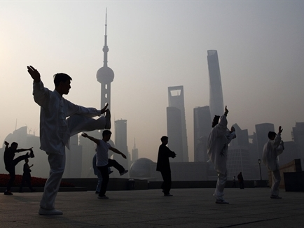 Nhà giàu Trung Quốc - thị trường màu mỡ cho các ngân hàng