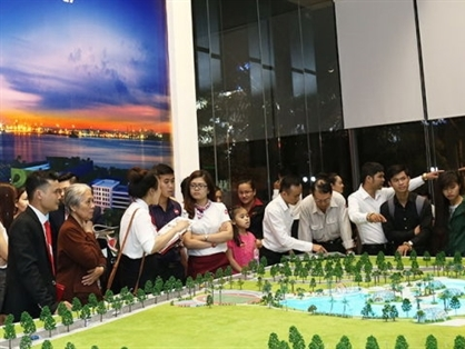 Quỹ Nhật rót 500 triệu USD xây 8.000 căn hộ ở TPHCM