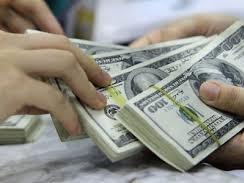 Tỷ giá trung tâm giảm 16 đồng ngay đầu tuần
