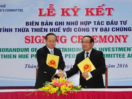 Thái Lan nghiên cứu xây nhà máy nhiệt điện 1.200 MW tại Huế