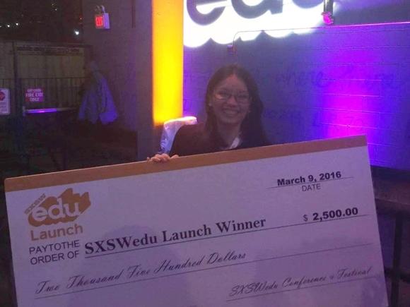 Vượt gần 1200 đối thủ, startup giáo dục của người Việt chiến thắng tại SXSWedu