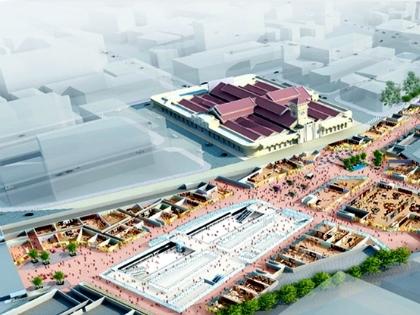 Đề xuất xây khu phố ngầm 8.400 tỷ đồng ở TPHCM