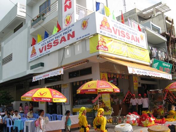 CJ đã sở hữu 4,18% cổ phần Vissan