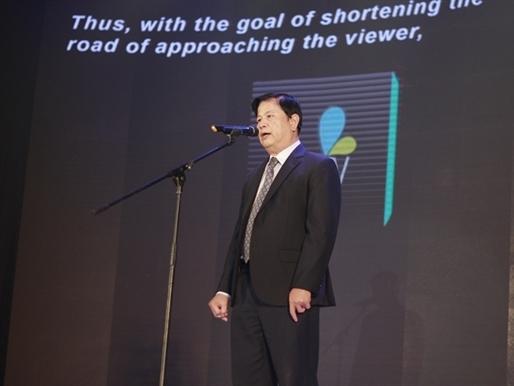 Lễ giới thiệu diện mạo mới kênh truyền hình VTC5 - SofaTV