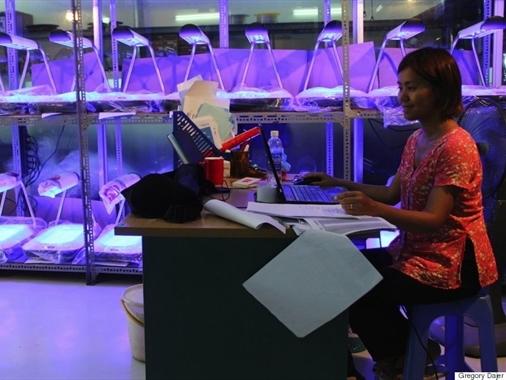 Trang Tuyết Ngà và những cỗ máy trao cơ hội sống cho hàng trăm ngàn trẻ sơ sinh