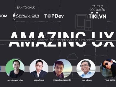 """""""AMAZING UX"""" 2016: Cuộc thi thiết kế UX online lớn nhất Việt Nam"""
