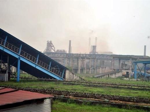 Nhà máy thép 8.000 tỷ đồng: Đại dự án 10 năm hoang tàn