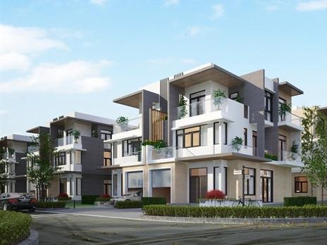 Khang Điền mở bán dãy biệt thự mới tại Lucasta chỉ 6,3 tỷ đồng/căn
