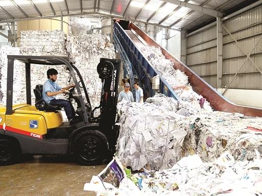 Tái chế rác: Phế thải chưa phải là hết!