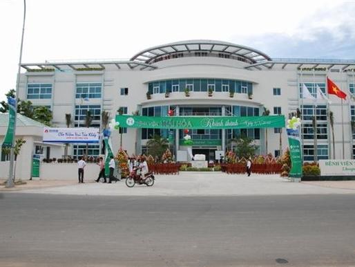 VinaCapital rót 9 triệu USD vào một bệnh viện ở Đồng Tháp