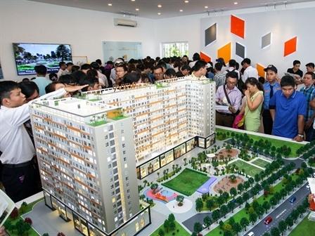 Hưng thịnh công bố và khai trương căn hộ mẫu 9View Apartment
