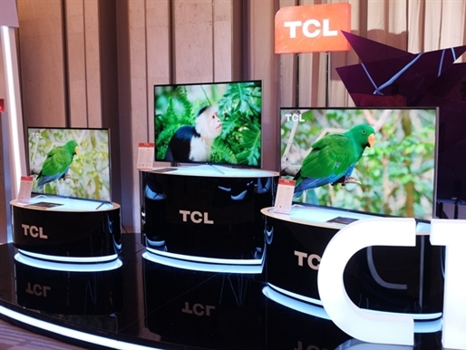 TCL chính thức giới thiệu thế hệ sản phẩm TV QUHD tại Việt Nam