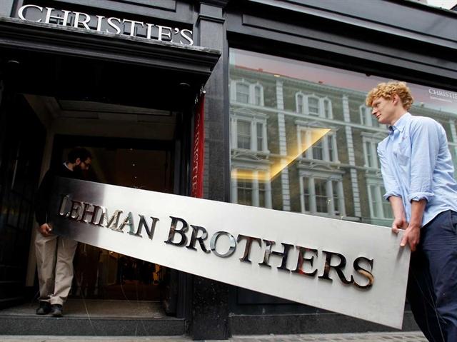 Ra mắt hồi ký vén màn bí ẩn về sự sụp đổ của Lehman Brothers