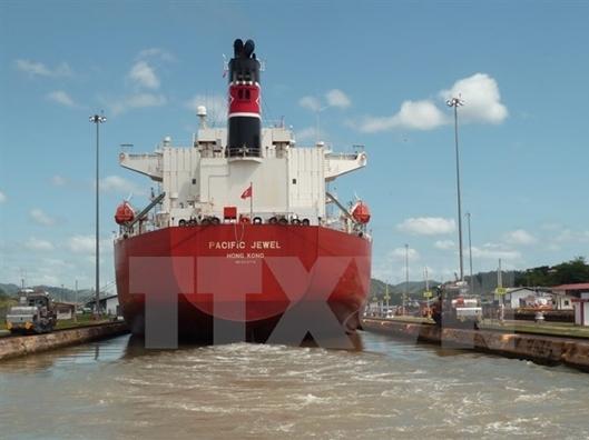 Dự án mở rộng Kênh đào Panama sẽ hoàn tất vào cuối tháng 6