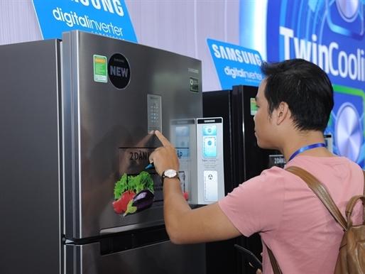 Samsung ra mắt dòng tủ lạnh hai cửa có hai dàn lạnh độc lập Twin Cooling Plus mới tại Việt Nam