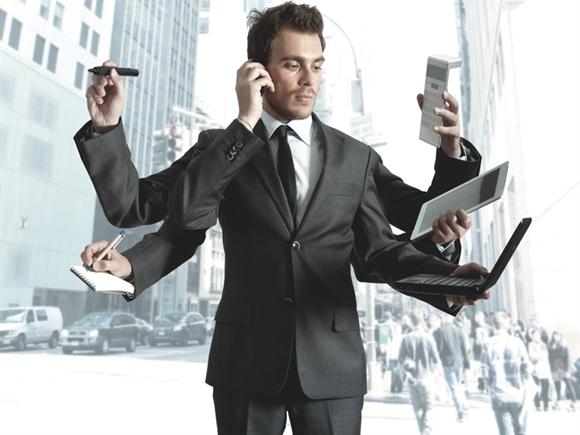 Sự khác biệt giữa người làm việc hiệu quả và người bận rộn