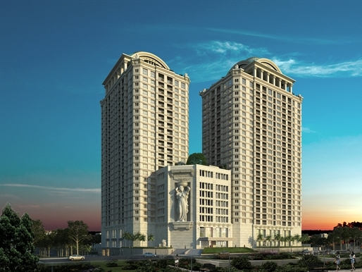 Có 10 tỷ nên mua biệt thự hay căn hộ siêu sang?