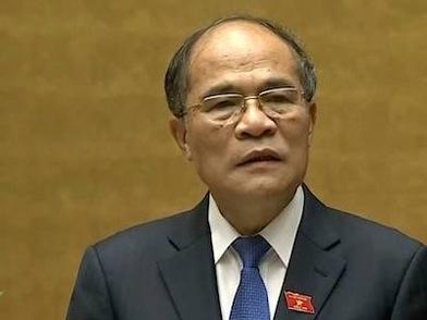 Hôm nay Quốc hội miễn nhiệm Chủ tịch Nguyễn Sinh Hùng