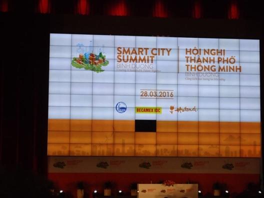 Bình Dương tổ chức thành công Hội nghị Thành phố Thông minh