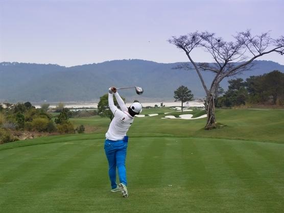 Giải Golf Nữ Quốc Tế The Dàlat at 1200: Hào hứng cho đến vòng chung kết