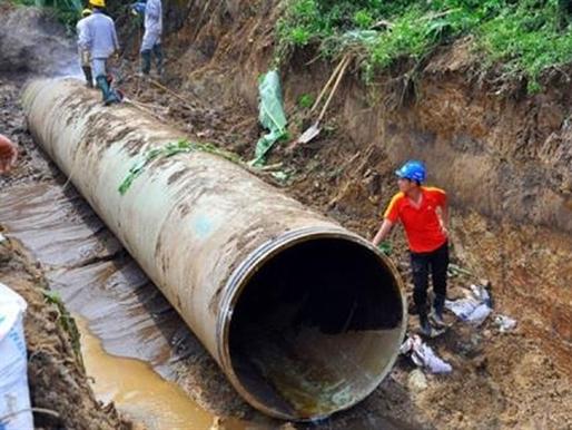 Đường ống sông Đà 2: Vinaconex nói thật về nhà đầu tư ngoại