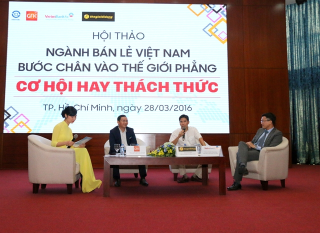Số siêu thị tại Việt Nam sẽ tăng gấp đôi trong 5 năm tới