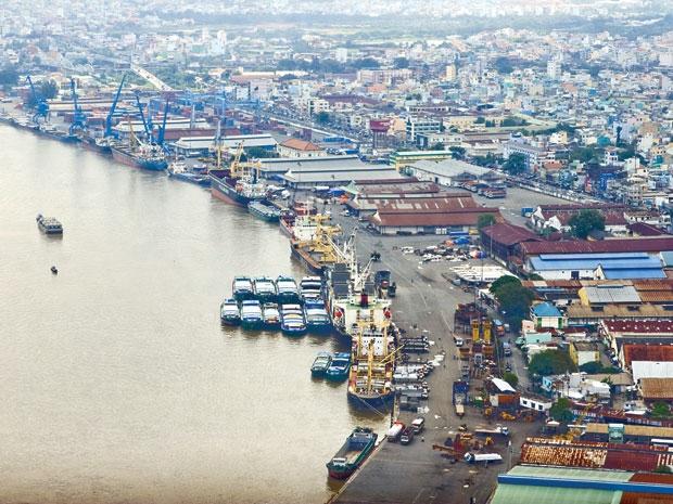 Vinalines xin lùi thời hạn di dời siêu đất vàng Cảng Nhà Rồng - Khánh Hội