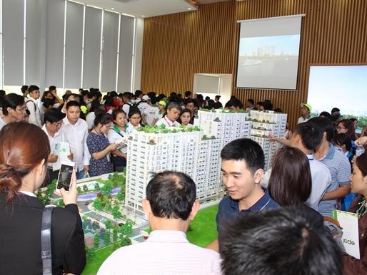 Khu Đông Sài Gòn sắp đón thêm hơn 600 căn hộ