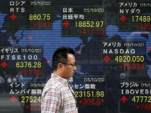 Chứng khoán khiến niềm tin tiêu dùng châu Á đi xuống
