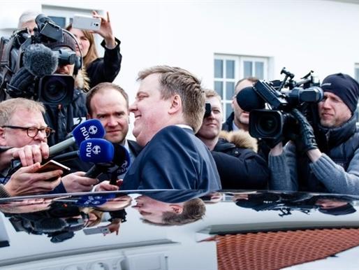 Thủ tướng Iceland từ chức vì dính vào bê bối
