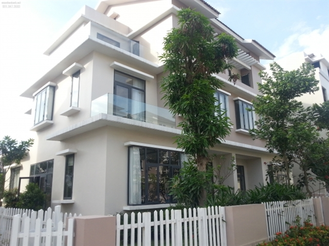 Giá biệt thự tại Hà Nội giảm nhẹ trong quý I/2016
