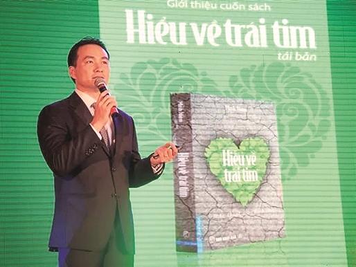 Quỹ Hiểu về Trái tim: Từ sách đến mạng xã hội