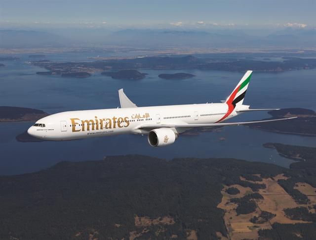 Emirates sẽ mở thêm chuyến bay hằng ngày thứ mười đến London