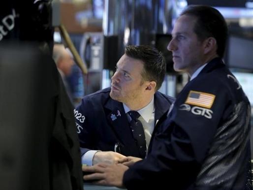 Chứng khoán Mỹ tăng trở lại nhờ cổ phiếu y tế và giá dầu