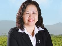 Bà Vũ Thị Thuận tiếp tục là Chủ tịch HĐQT Traphaco