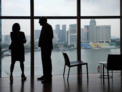 Singapore vượt Hồng Kông trở thành trung tâm tài chính lớn thứ ba thế giới