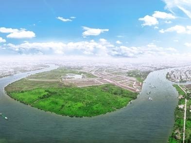 Dự án 2 tỷ USD ôm trọn sông Sài Gòn