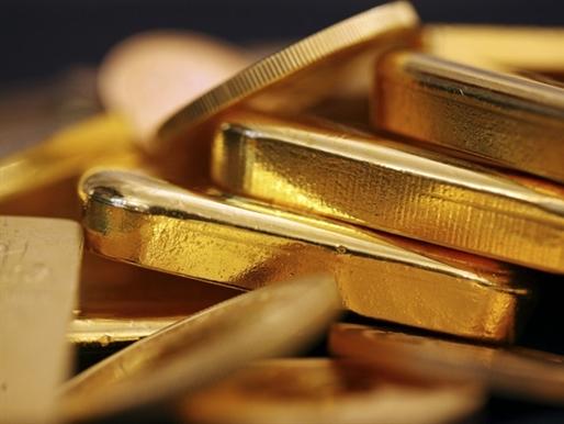 Giá vàng lên cao nhất 3 tuần khi USD suy yếu