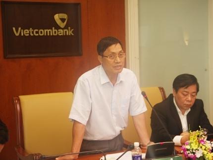 Bắt đầu thanh tra tại Vietcombank