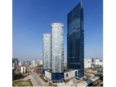 Chứng khoán Mirae rót 350 triệu USD vào tòa nhà cao nhất Việt Nam
