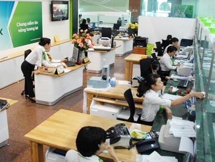 Vietcombank dự kiến tăng vốn lên 39.000 tỷ đồng