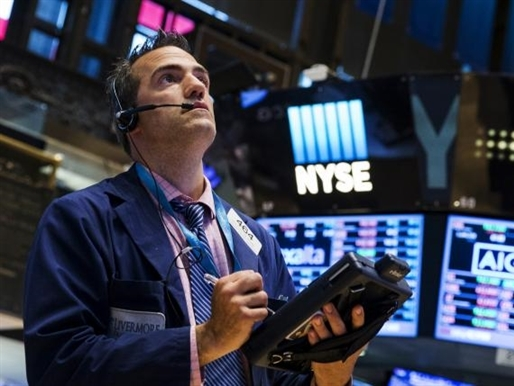 Phố Wall mất điểm vì cổ phiếu năng lượng
