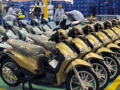 """Những mẫu xe máy """"ăn khách"""" nhất tại Việt Nam"""