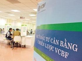 Quỹ thuộc VCBF đạt lợi nhuận trên 23% so với mức tham chiếu